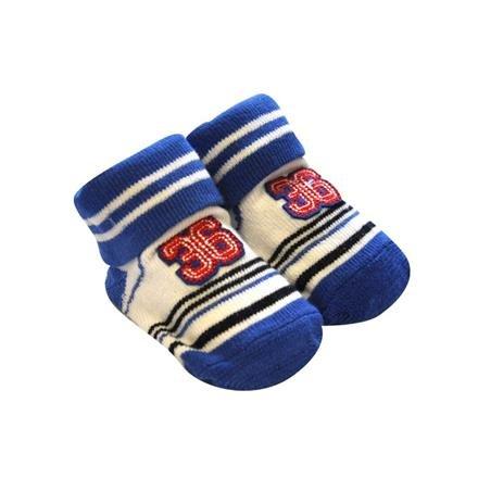 Bavlnìné ponožky na botièce 0-6m BS-35 - zvìtšit obrázek