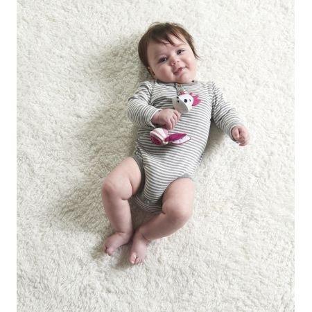 Chrastítko a kousátko smart srnka Florence 3+ rùžová - zvìtšit obrázek