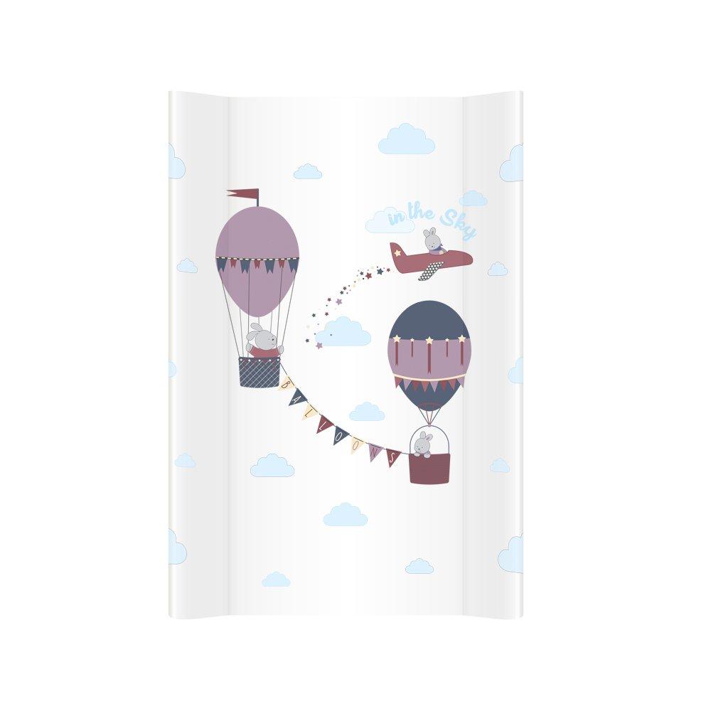 Pøebalovací podložka mìkká balóny se zvednými okraji 47x70 cm 094 - zvìtšit obrázek