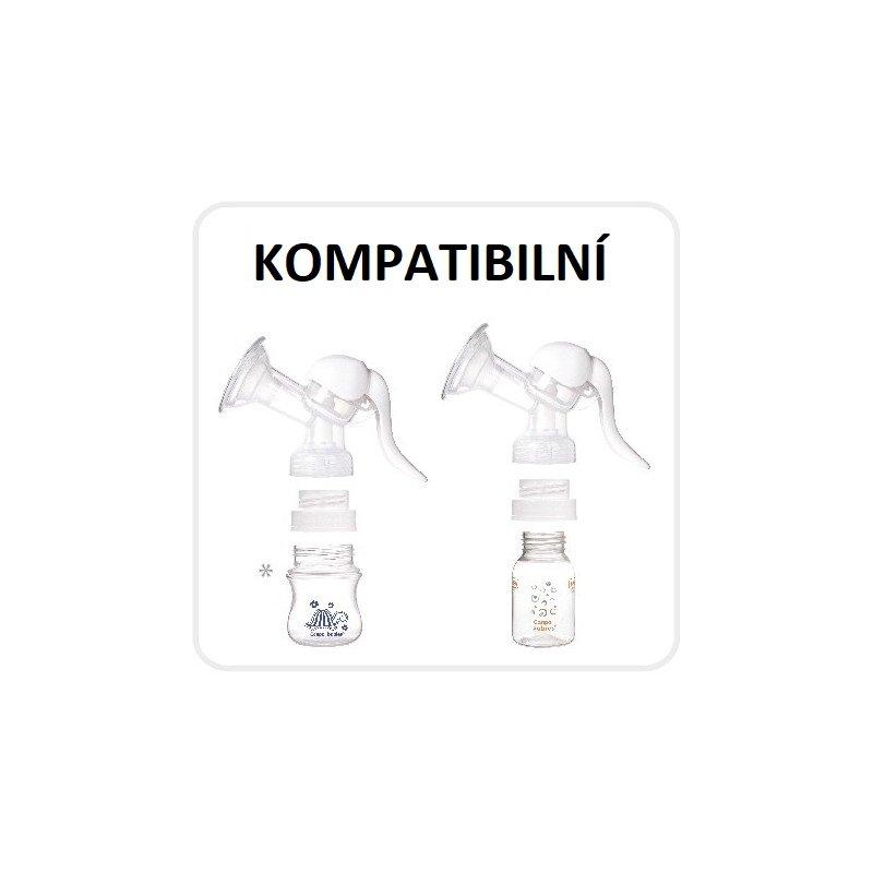 Ruèní odsávaèka mateøského mléka Basic - zvìtšit obrázek