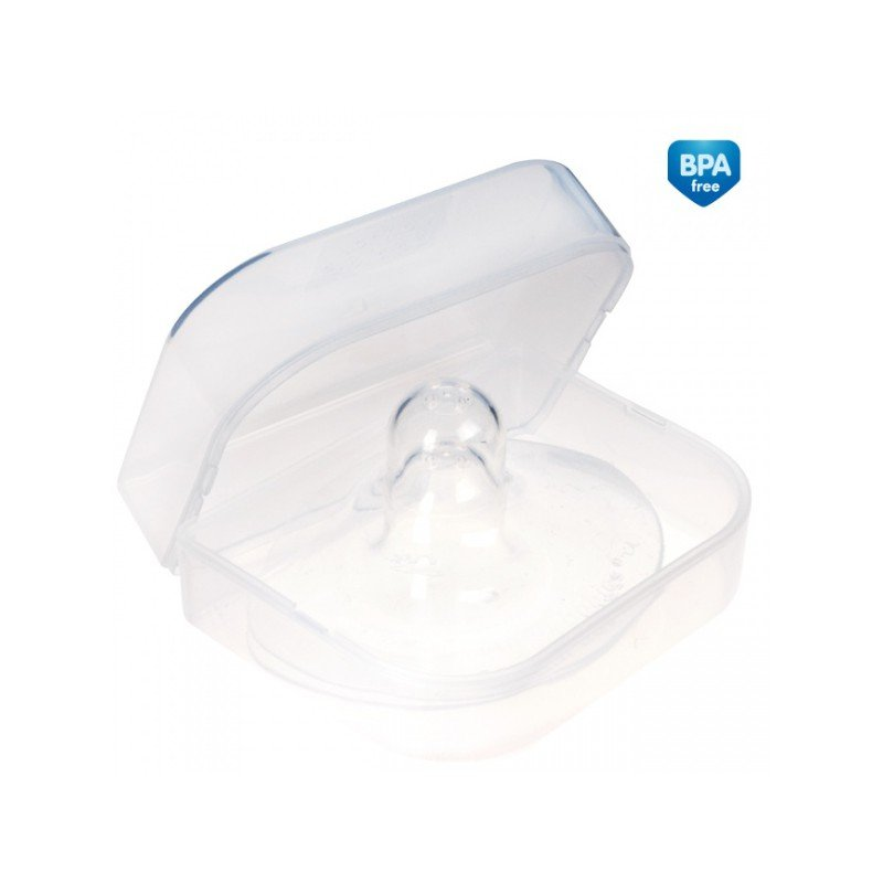 Chrániè prsní bradavky PREMIUM S malý 2ks - zvìtšit obrázek