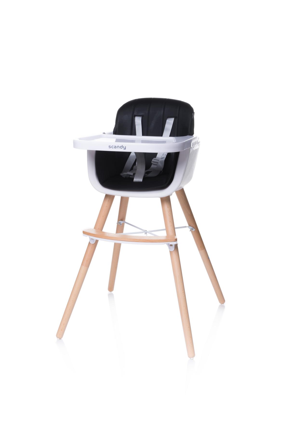 Jídelní židlièka SCANDY - zvìtšit obrázek