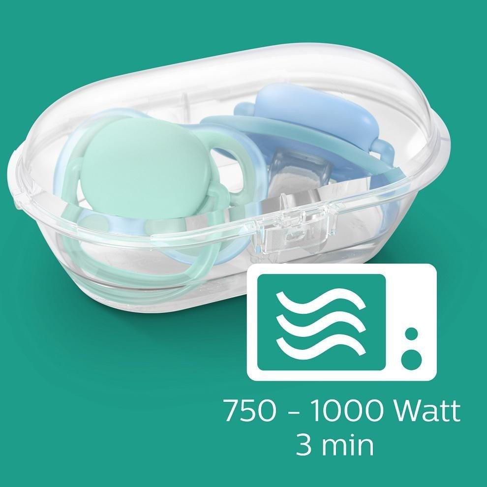 Dudlík ultra air noèní 0-6m 2 ks - zvìtšit obrázek