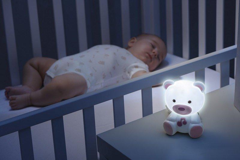 Noèní lampièka medvídek - zvìtšit obrázek