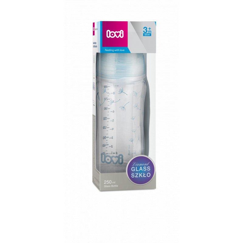 Kojenecká lahev sklenìná 250ml BOTANIC - zvìtšit obrázek