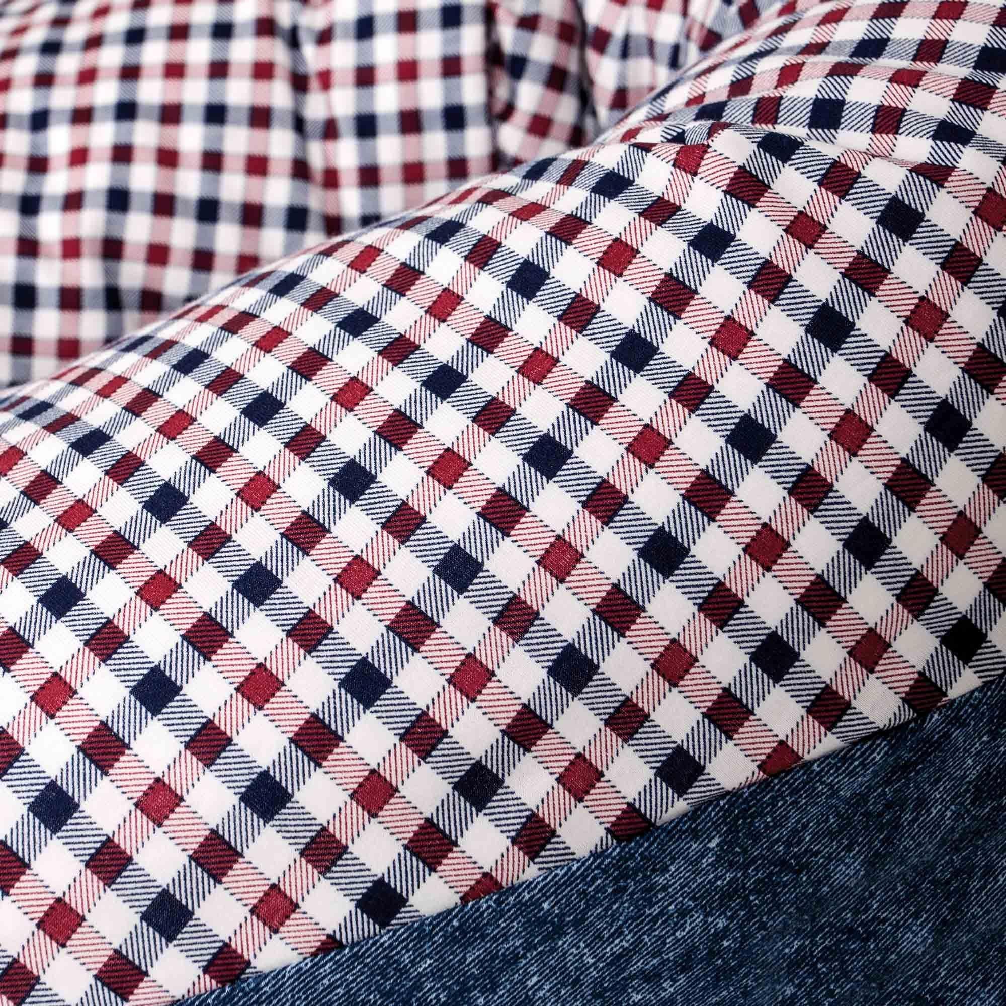 Kojící polštáø cebuška PHYSIO Multi Denim Style - zvìtšit obrázek
