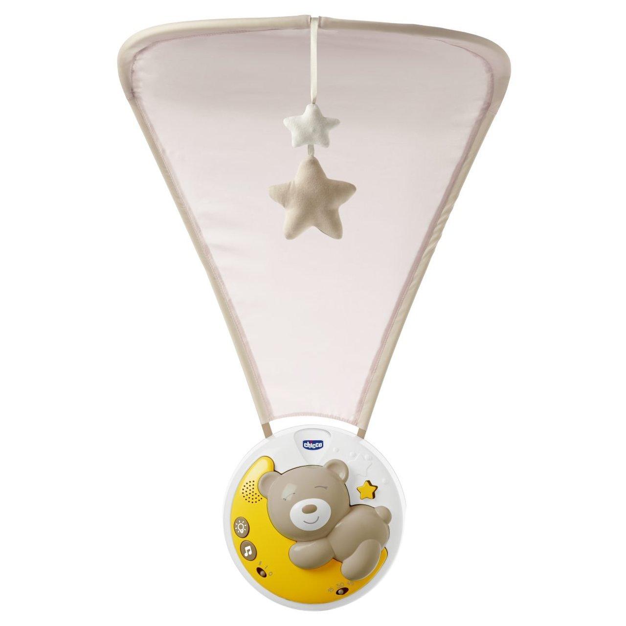 Projektor s baldachýmem Next 2 Moon šedá - zvìtšit obrázek