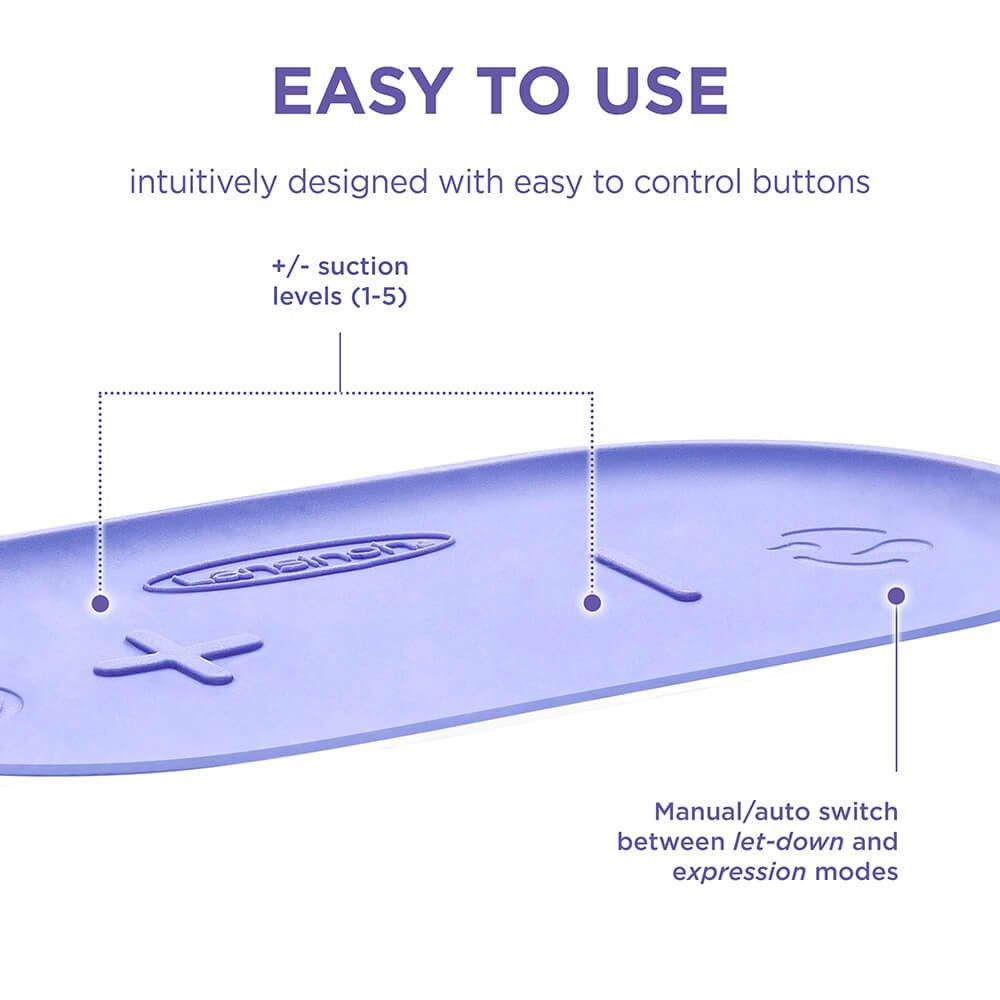 Dvojfázová elektrická odsávaèka New Single Compact - zvìtšit obrázek