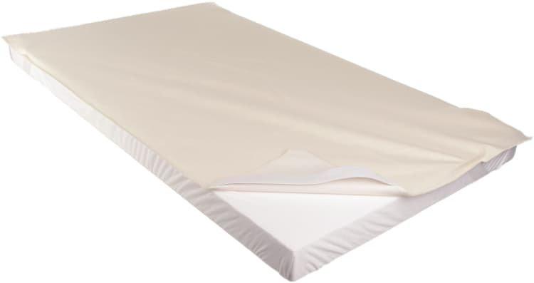 Chrániè matrace 60 x 120 cm nepromokavý bio flanel - zvìtšit obrázek