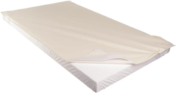 Chrániè matrace 200 x 200 cm nepromokavý bio flanel - zvìtšit obrázek