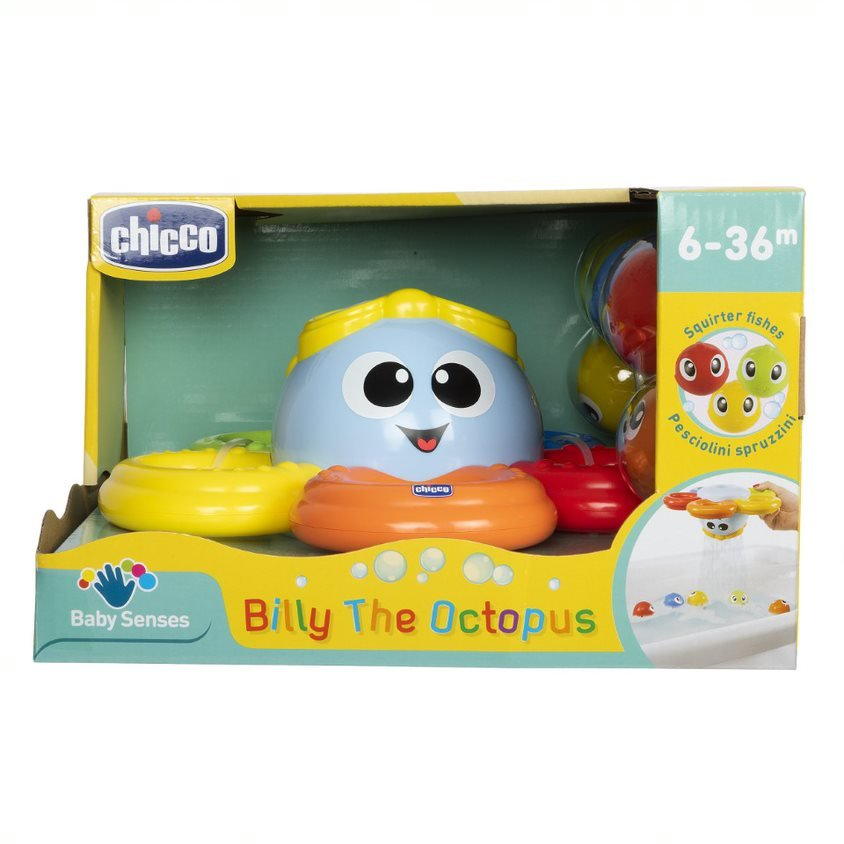 Chobotnice Billy - zvìtšit obrázek