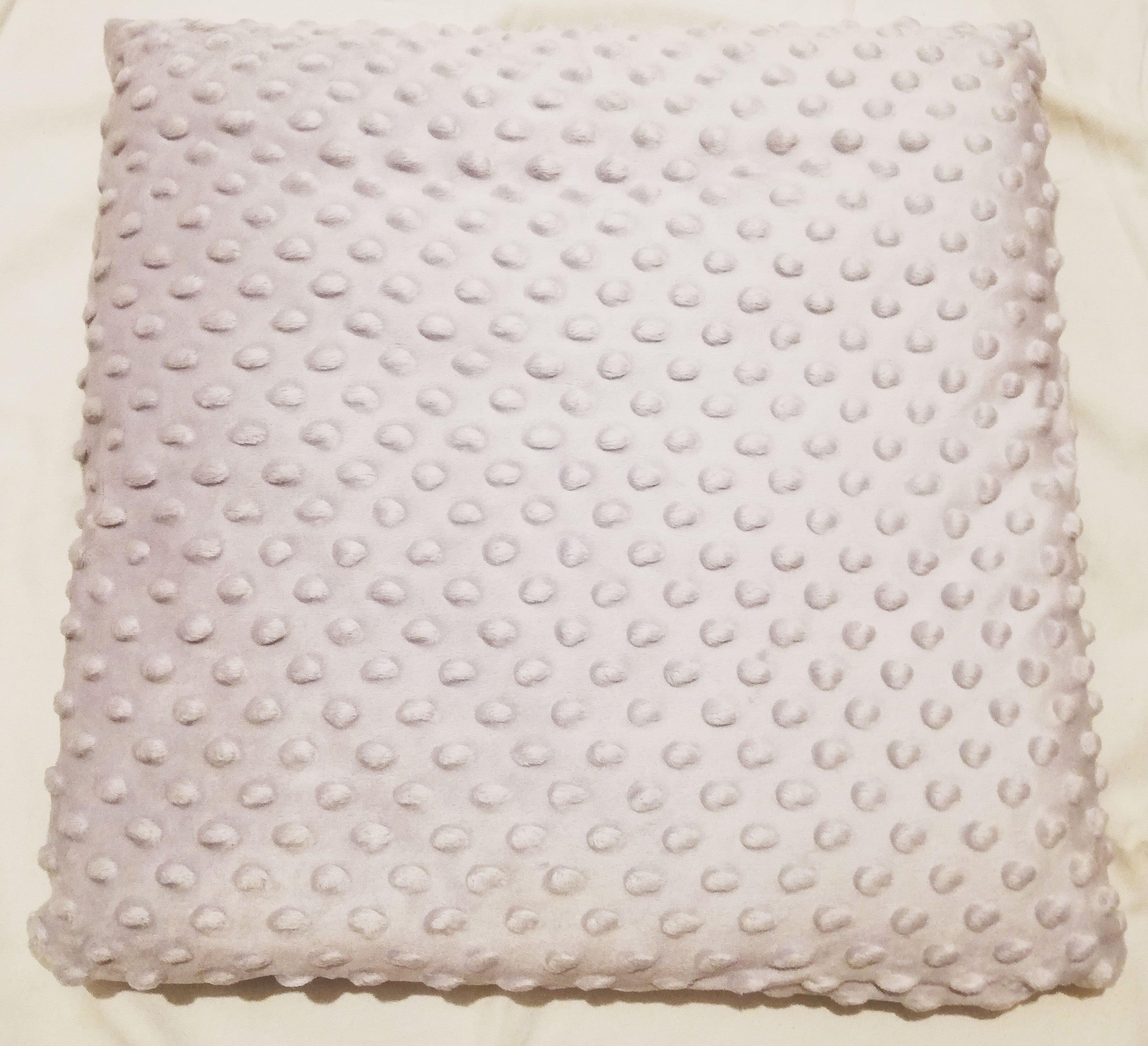 Dìtský polštáø bavlna + minky 40x40 cm auto zelená - zvìtšit obrázek