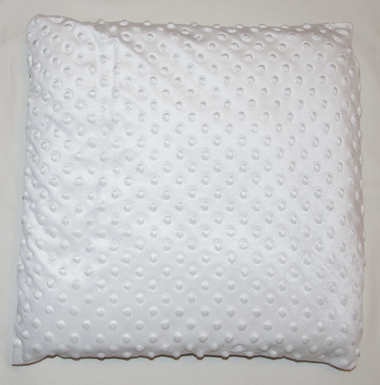 Dìtský polštáø bavlna + minky 40x40 cm panda - zvìtšit obrázek