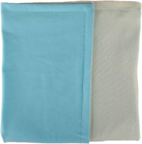 Dìtská merino deka tyrkysová - zvìtšit obrázek
