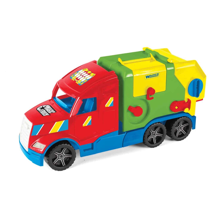 Magic Truck popeláøský vùz kontajner - zvìtšit obrázek
