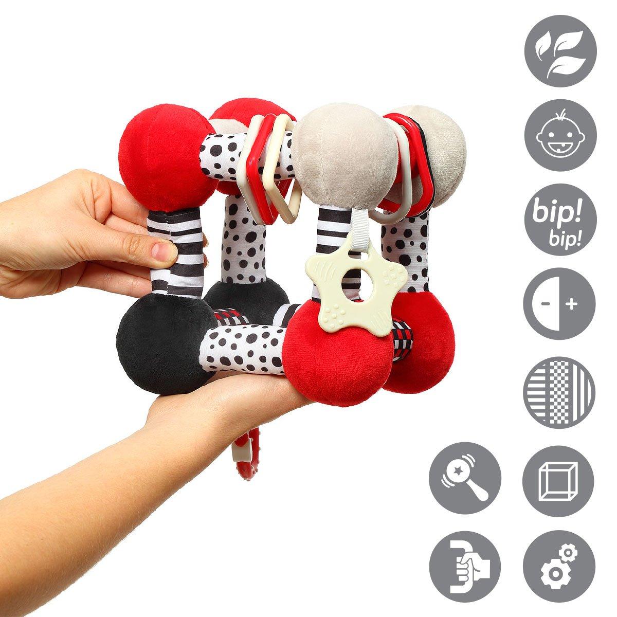 Edukaèní hraèka kostka TINY YOGA - zvìtšit obrázek