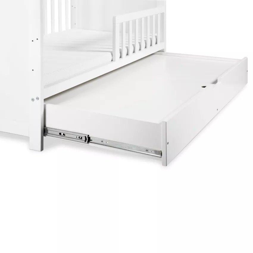 Dìtský pokoj MARSELL s postýlkou 140x70 cm bílý - zvìtšit obrázek