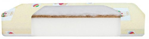 Matrace kokos-molitan 140x70x7 cm comfort line - zvìtšit obrázek